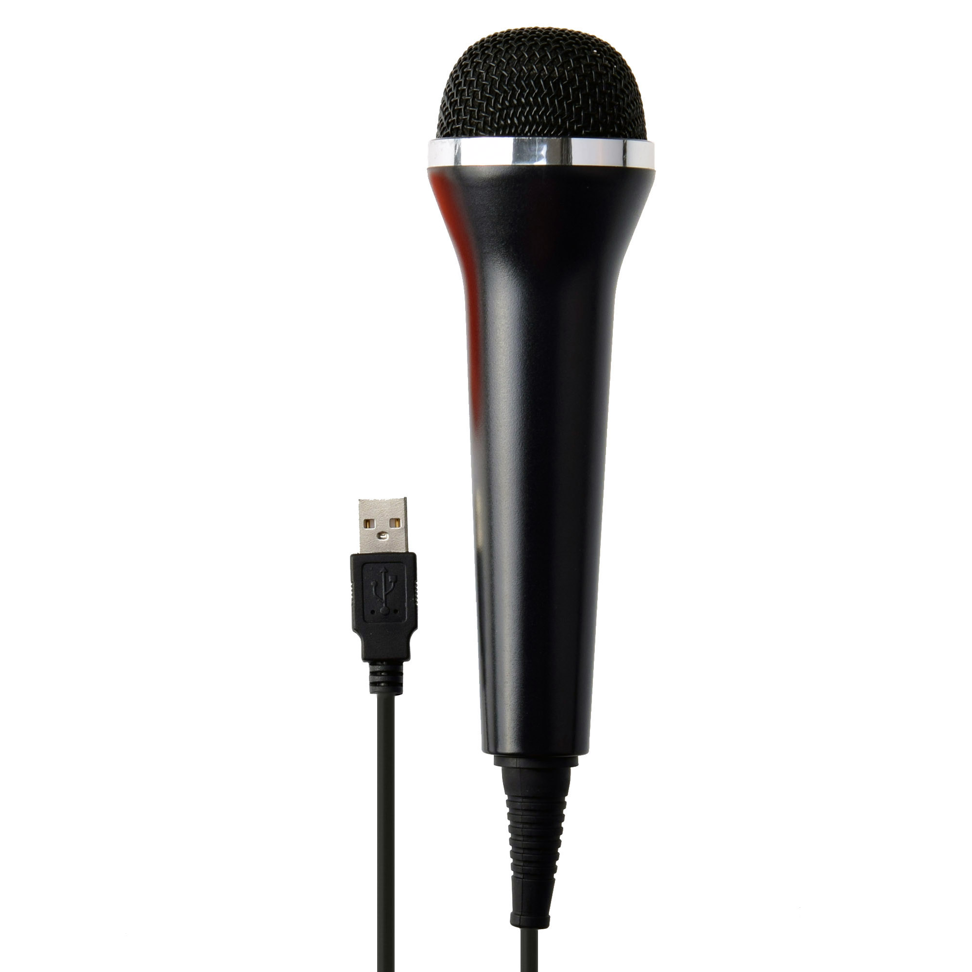 universal usb audio wired karaoke micrphone mic for ps4 slim pro ps3 xbox one s xbox 360 wii pc. Black Bedroom Furniture Sets. Home Design Ideas