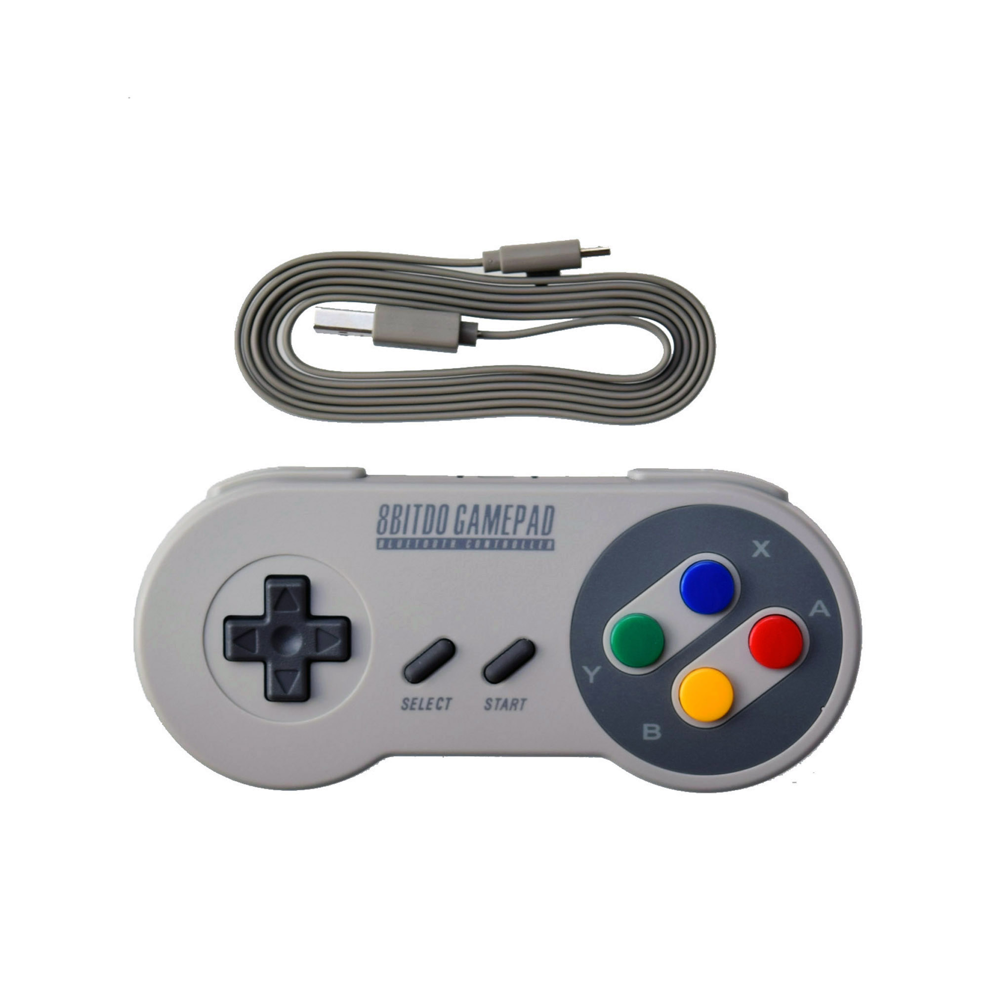8Bitdo SF30 Wireless Bluetooth Controller for Android/Windows/Mac