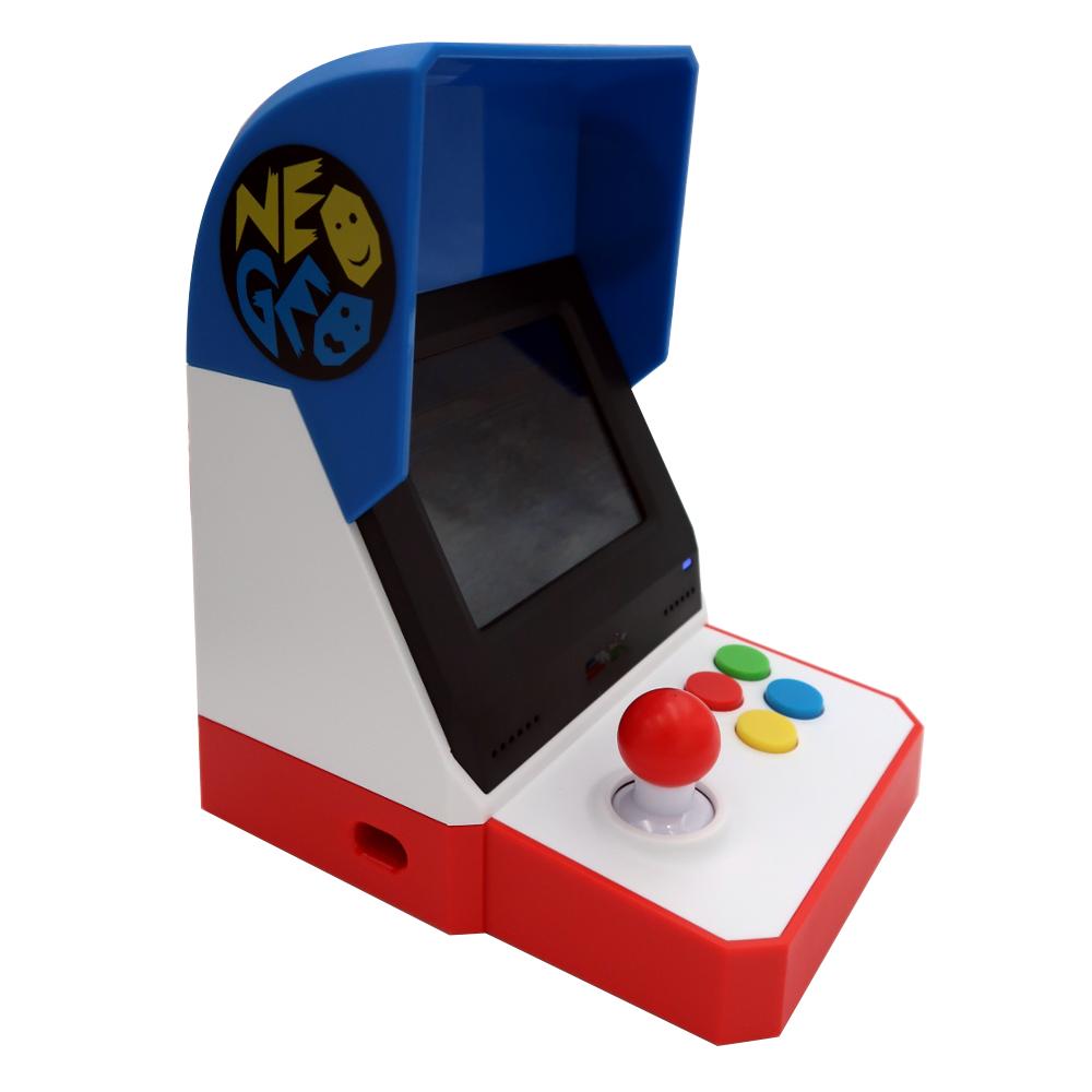 SNK 40th Anniversary NeoGeo Mini Game Console – Gam3Gear